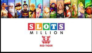 Red Tiger Gaming в казиното на PokerStars