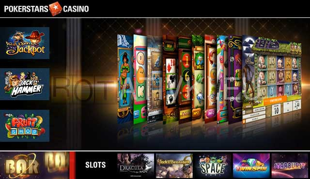 Pokerstars Slots Games