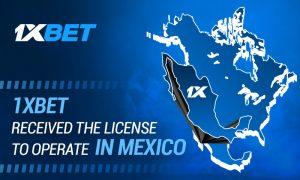 1xbet Mexico Casino