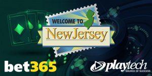 Bet365 и Playtech заедно в Ню Джърси