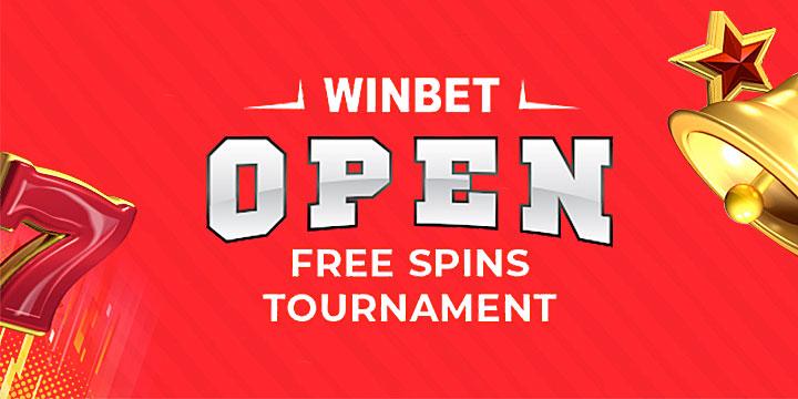 Winbet Казино Open турнир